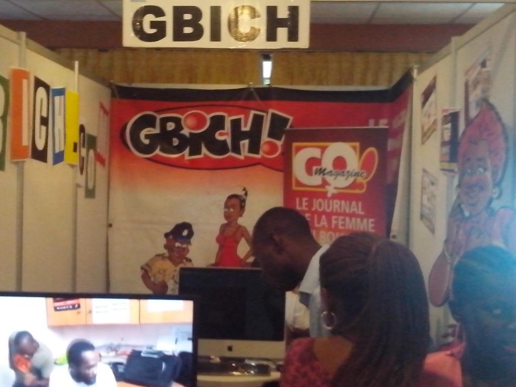 gbich est un l un des journaux qui nous marquent l'esprit