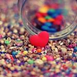 L'amour c'est ce que chacun conçoit et convoite, et qui reste cacher au fond du cœur comme des liaisons éternelles !