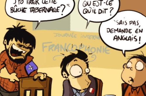 Article : le Français noir! un concept africain!