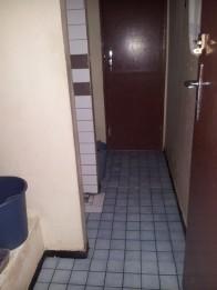 douche commune du bâtiment S