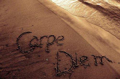 Article : CARPEDIEM