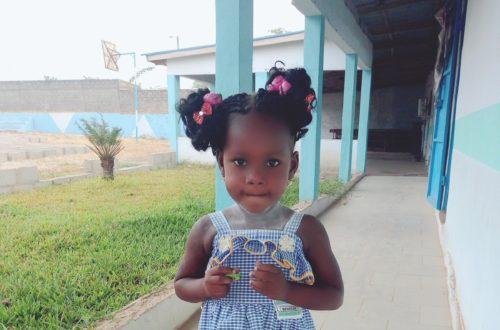 Article : Une fille, une école ! Donnons leur cette chance !