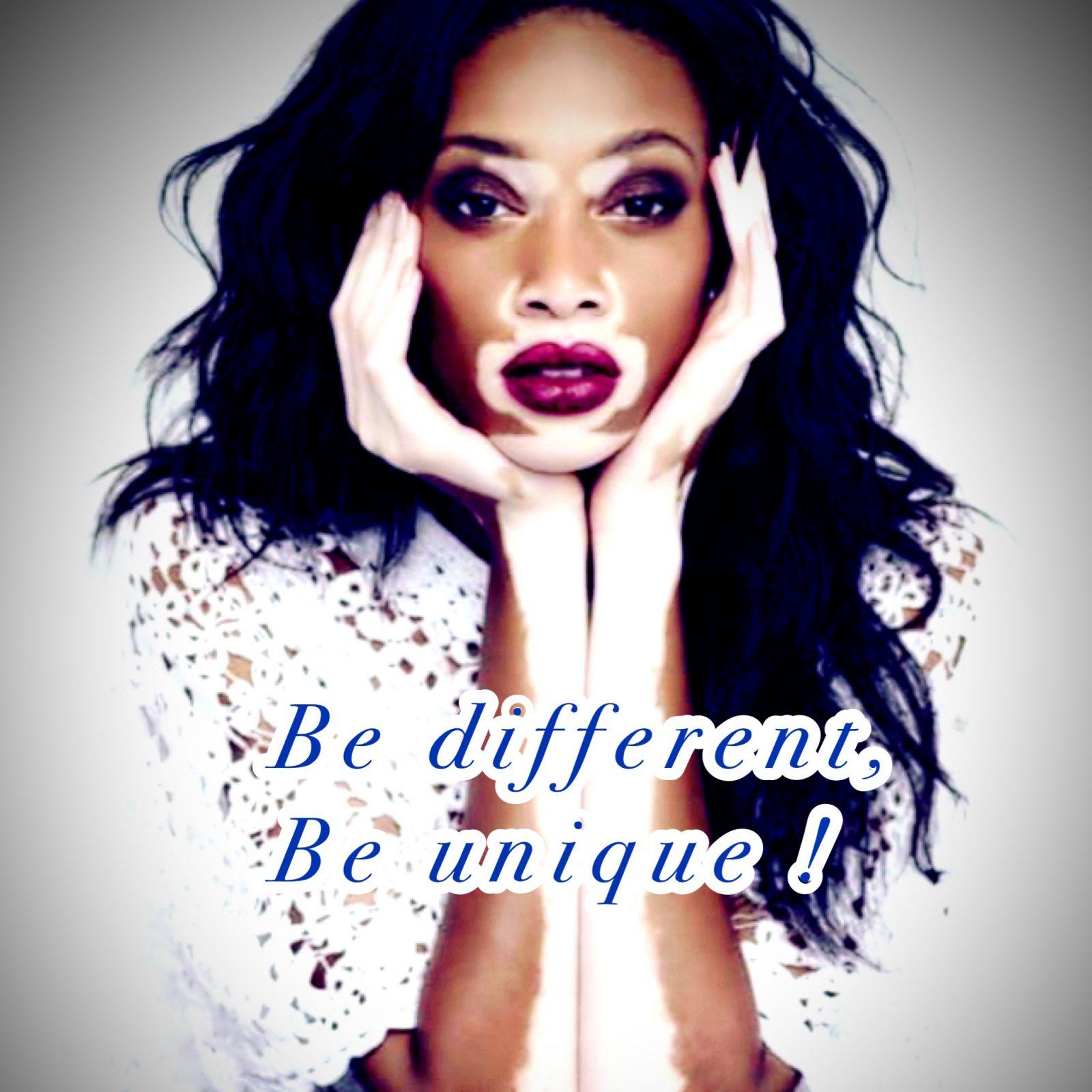 Accepter sa différence, c'est accepter de vivre et de Dire Non aux préjugés
